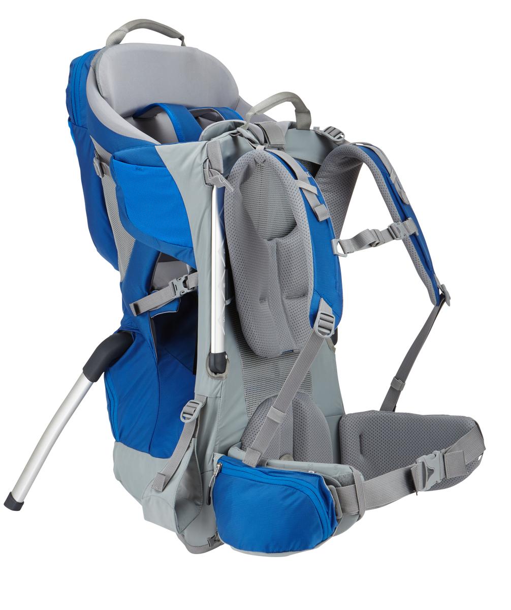 Thule Рюкзак для переноски детей Sapling Child Carrier, цвет: голубой, 32л sapling