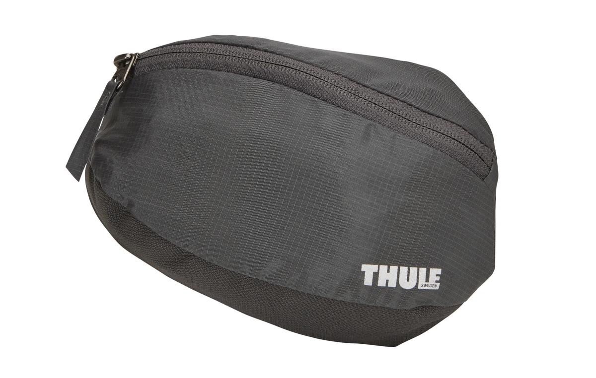 Карман Thule  Versant Zippered Removeable Pockett , с молнией, цвет: черный - Туристические рюкзаки