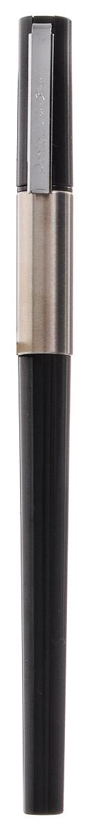 Pentel Ручка шариковая Line Style цвет чернил черныйPBK708-AШариковая ручка Pentel Line Style станет незаменимым атрибутом для учебы или работы. Корпус ручки выполнен из пластика. Высококачественные черные чернила позволяют добиться идеальной плавности письма.Ручка оснащена клип-зажимом на колпачке для удобной фиксации на бумаге или одежде.