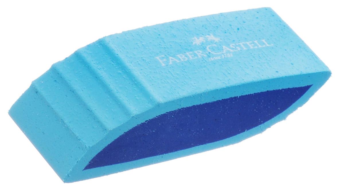 Faber-Castell Ластик фигурный цвет голубой183057_голубойЛастик фигурный Faber-Castell станет незаменимым аксессуаром на рабочем столе не только школьника или студента, но и офисного работника.Аккуратный, не оставляет грязных разводов. Не повреждает бумагу даже при многократном стирании. Кроме того, высококачественный ластик не содержит ПВХ.