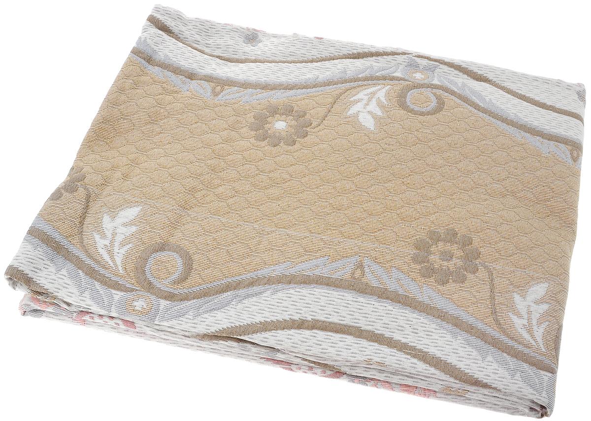 Покрывало Arya Tay-Pen, цвет: молочный, розовый, коричневый, 170 х 240 см. TR1001431TR1001431_молочный-розовый-коричневыйПокрывало Arya Tay-Pen прекрасно оформит интерьер спальни или гостиной. Изделие изготовлено из 100% полиэстера. Жаккардовые покрывала уникальны, так как они практичны и универсальны в использовании. Жаккардовые ткани хорошо сохраняют окраску, слабо подвержены влиянию перепадов температур. Своеобразный рельефный рисунок, который получается в результате сложного переплетения на плотной ткани, напоминает гобелен. Изделие долговечно, надежно и легко стирается.Покрывало Arya Tay-Pen не только подарит тепло,но и гармонично впишется в интерьер вашего дома.