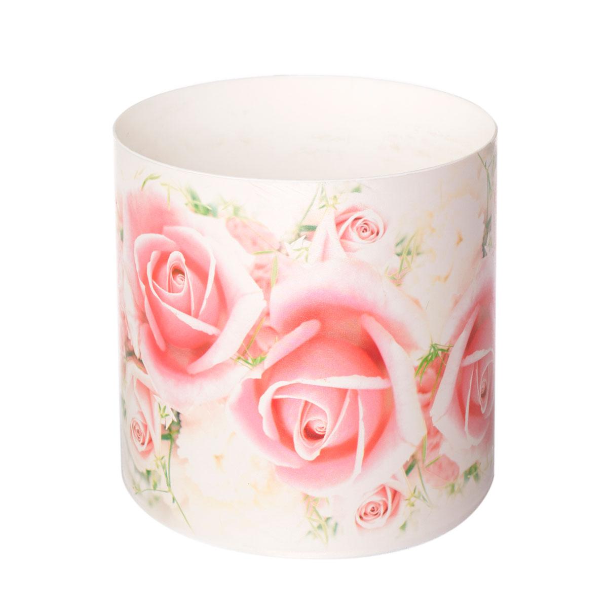 Горшок для цветов Miolla Розы, со скрытым поддоном, 1,7 лSMG-27Горшок для цветов Miolla Розы со скрытым поддоном выполнен из пластика и декорирован красочным рисунком.Диаметр горшка: 13,5 см.Высота горшка (с учетом поддона): 13,5 см.Объем горшка: 1,7 л.