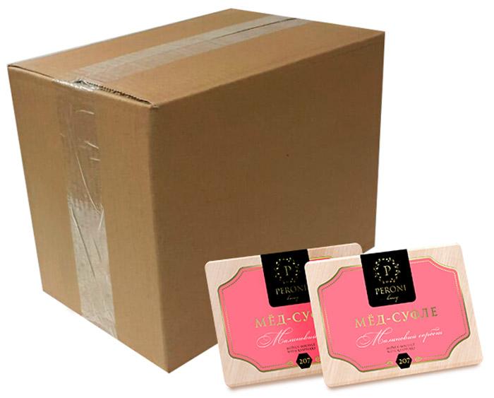 Peroni Малиновый сорбет мёд-суфле порционный, 70 шт (2х25 г) медовая серия peroni энерджи premium 4 x 30 мл