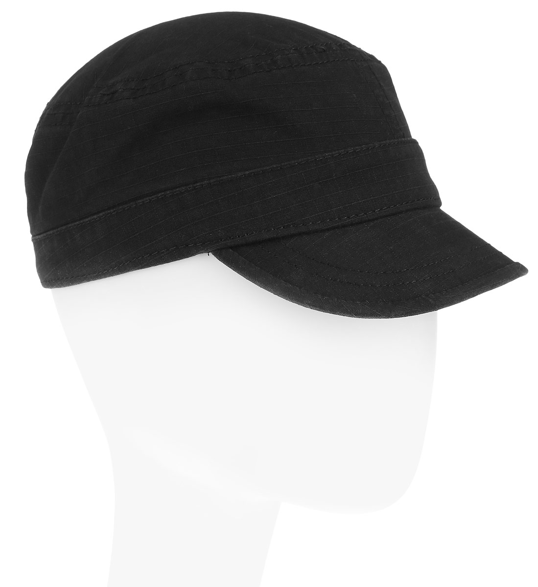 Кепка Goorin Brothers Private, цвет: черный. 42-089-09-57. Размер M (57)