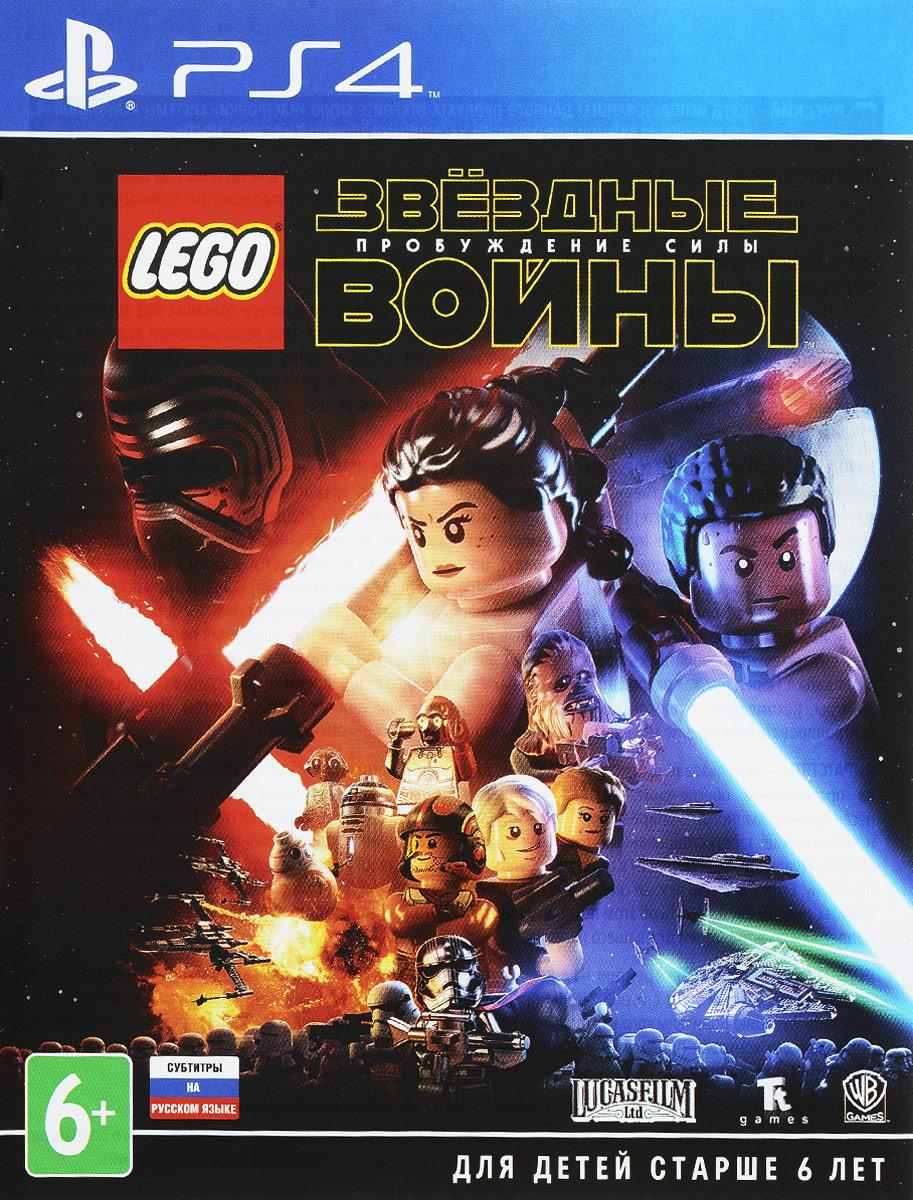 LEGO Звездные войны: Пробуждение Силы (PS4), TT Games Publishing Ltd.