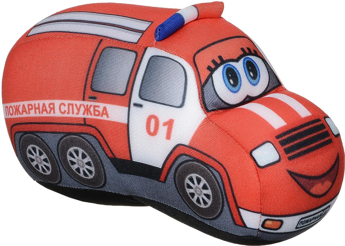 СмолТойс Мягкая игрушка-антистресс Пожарная служба 19 см смолтойс мяч антистресс маша и медведь