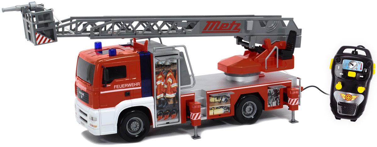 Dickie Toys Пожарная машина MAN на дистанционном управлении viking toys пожарная машина джамбо 28 см
