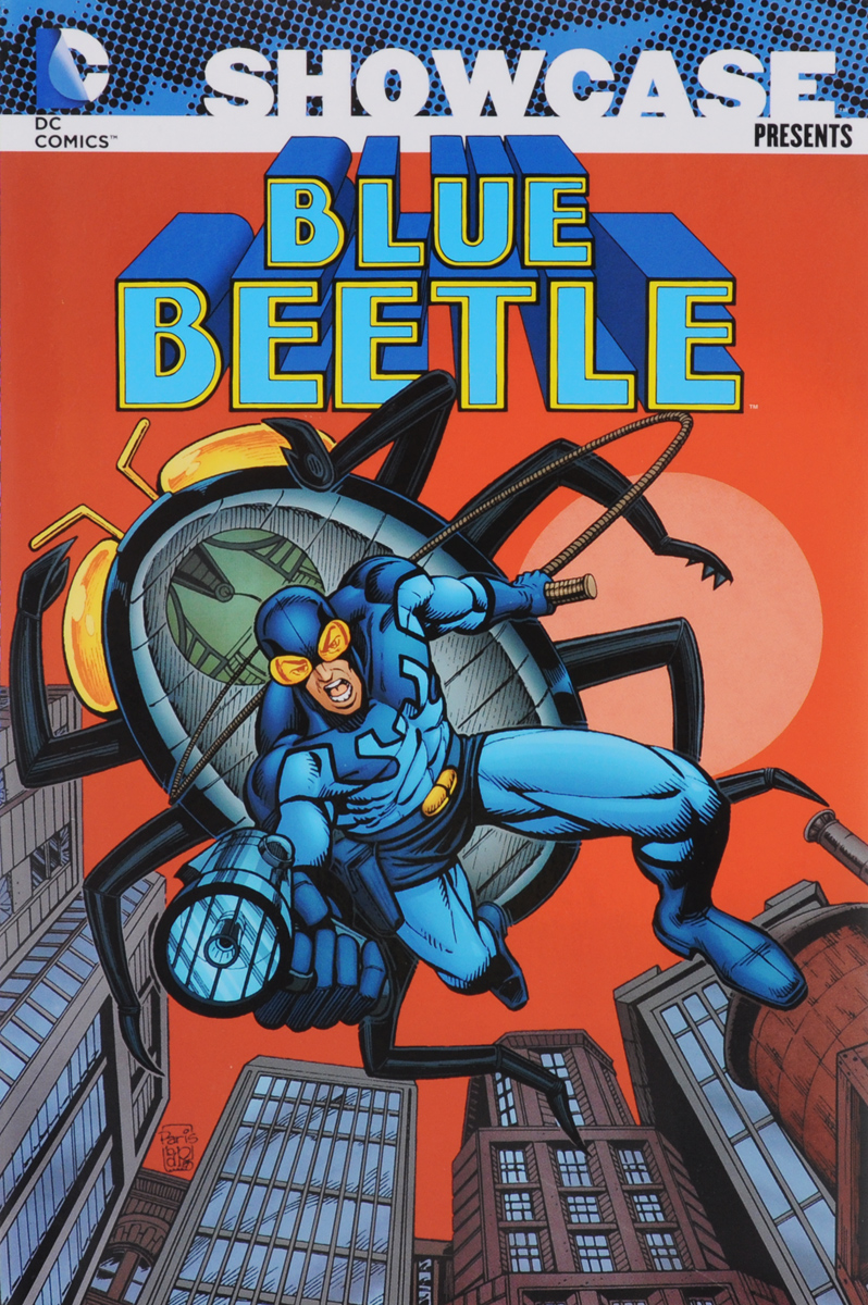 Showcase Presents: Blue Beetle: Volume 1 краскопульт bort bfp 110n
