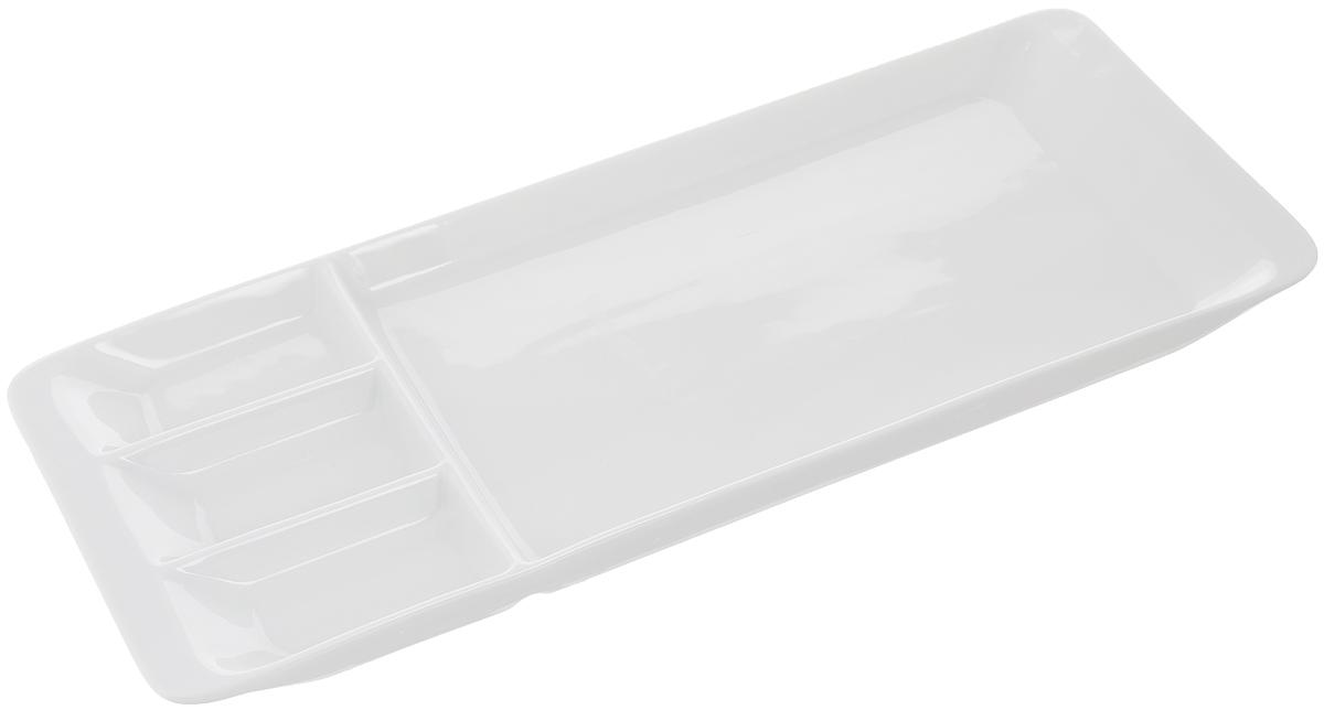 Поднос сервировочный Tescoma Gustito, 38 x 16 см. 386124 поднос на подвесе d40 5 см х 72 см