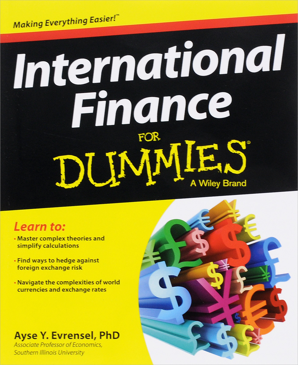 International Finance For Dummies finance and investments