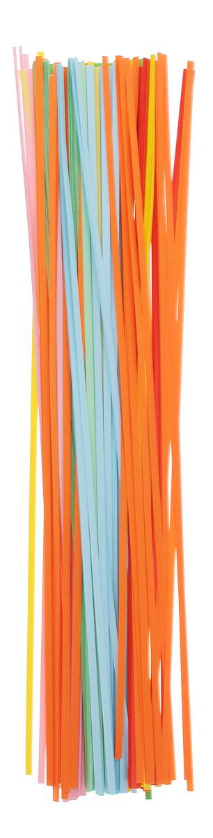 Апплика Бумага для квиллинга ширина 3 мм 8 цветов 320 штС1874-01Бумага для квиллинга Апплика - это порезанные специальным образом полоски бумаги определенной плотности. Такая бумага пластична, не расслаивается, легко и равномерно закручивается в спираль, благодаря чему готовым спиралям легче придать форму.В упаковке 320 полосок бумаги 8 различных цветов.Квиллинг (бумагокручение) - техника изготовления плоских или объемных композиций из скрученных в спиральки длинных и узких полосок бумаги. Из бумажных спиралей создаются необычные цветы и красивые витиеватые узоры, которые в дальнейшем можно использовать для украшения открыток, альбомов, подарочных упаковок, рамок для фотографий и даже для создания оригинальных бижутерий. Это простой и очень красивый вид рукоделия, не требующий больших затрат.