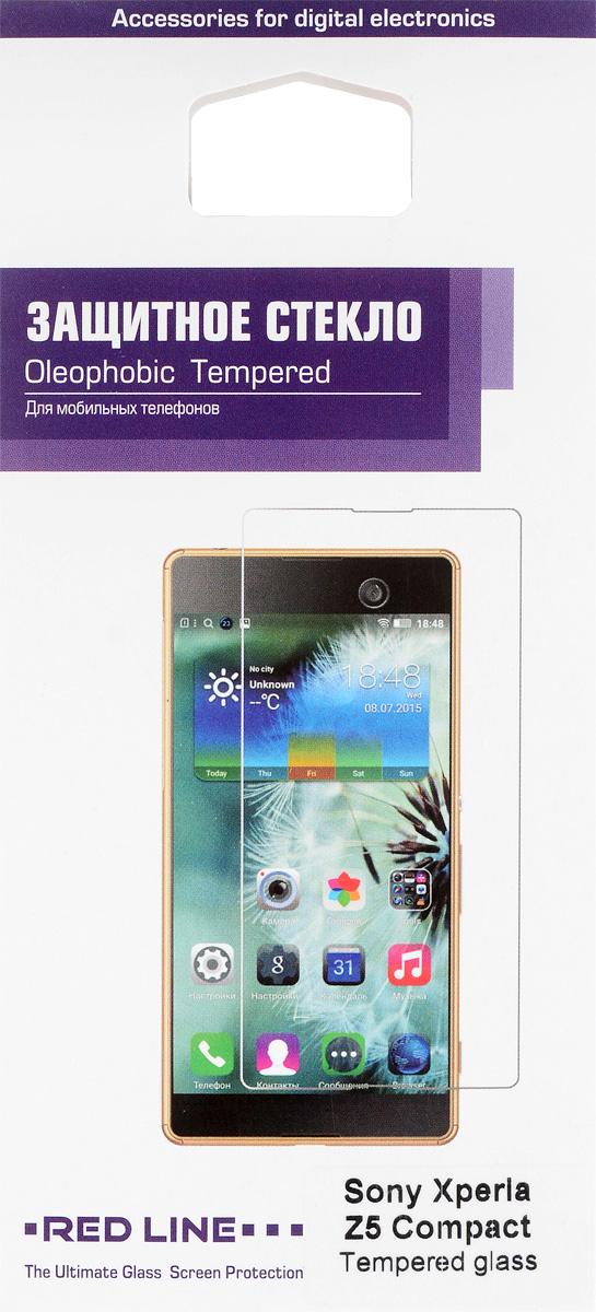 все цены на Red Line защитное стекло для Sony Xperia Z5 Compact онлайн