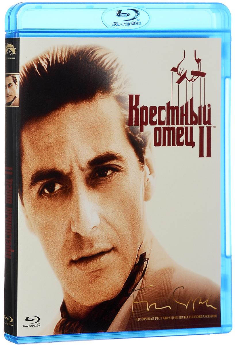 Крестный отец II (Blu-ray) крестный отец iii blu ray