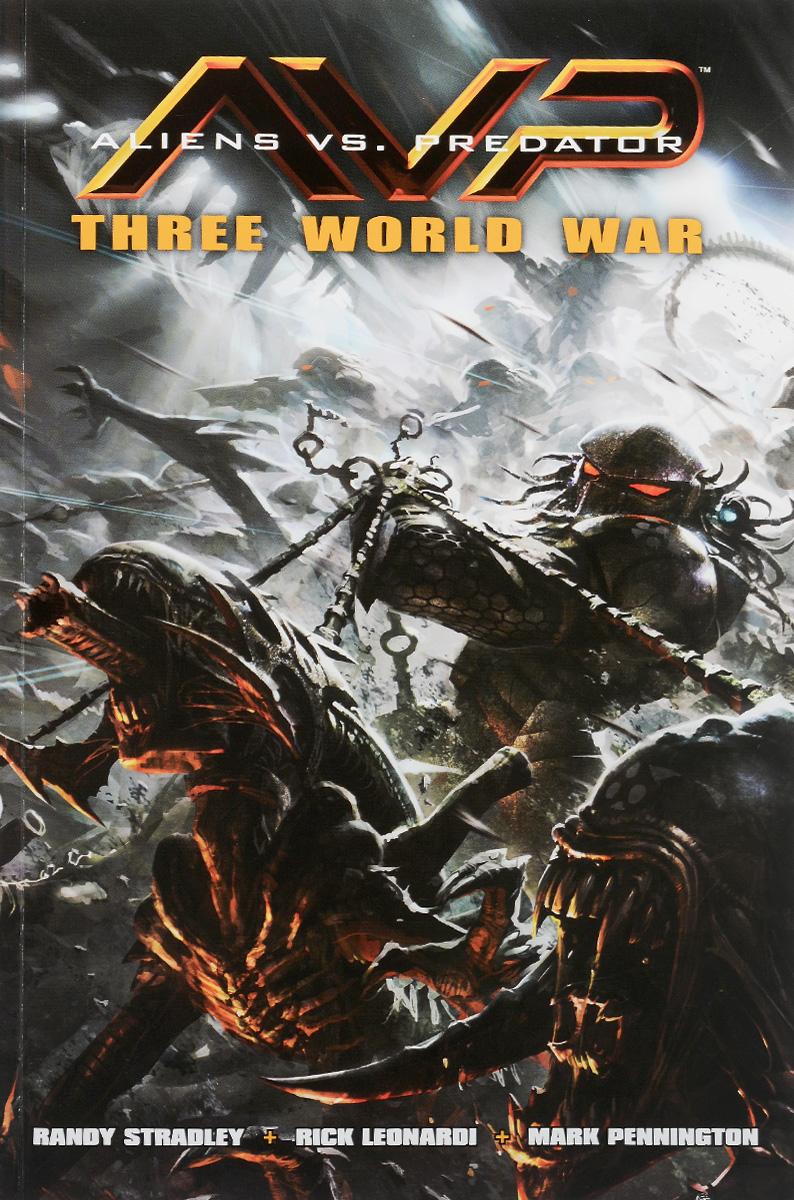 Aliens Vs. Predator: Three World War the wangs vs the world