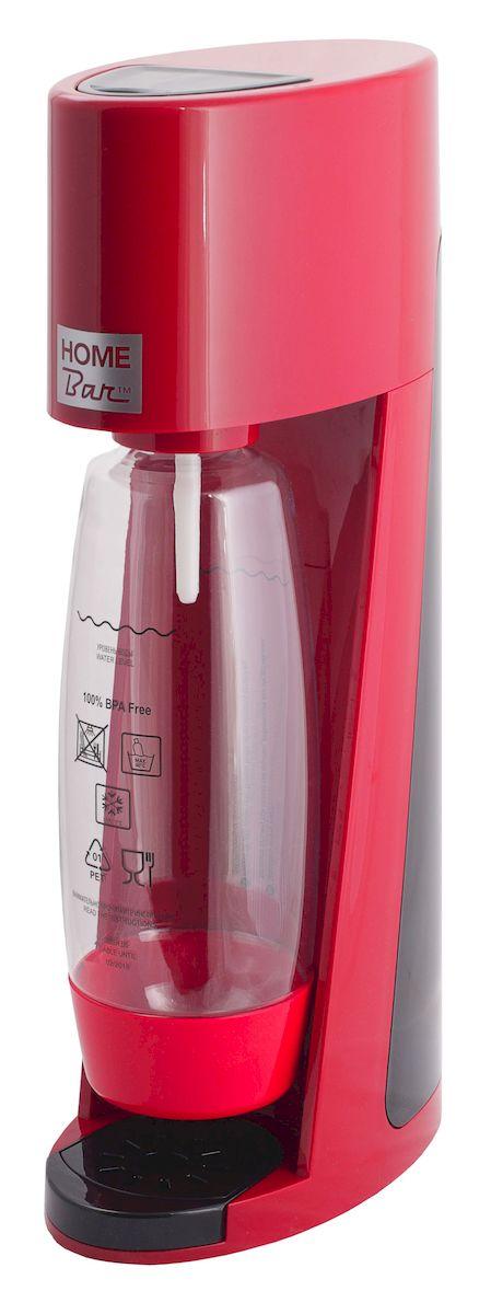 Сифон Home Bar Elixir Turbo NG без баллона цвет красный черный