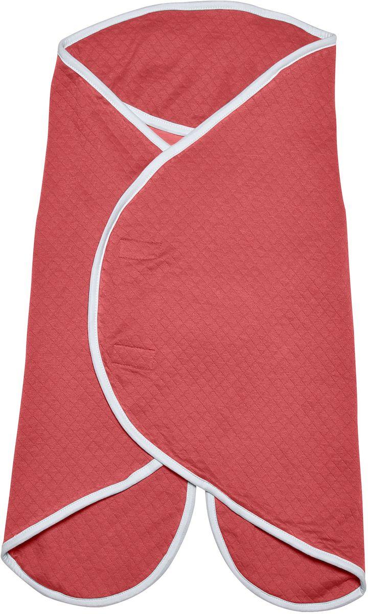 где купить Конверт-одеяло для новорожденного Red Castle Babynomade, цвет: красный. 830137. Размер 0/6 месяцев по лучшей цене