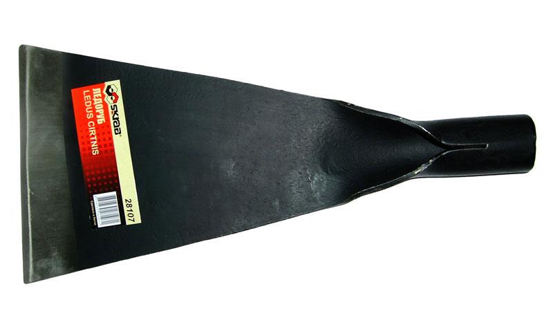Ледоруб с тулейкой Skrab, без черенка, ширина 17,5 см mantra потолочная светодиодная люстра mantra aire led 6030