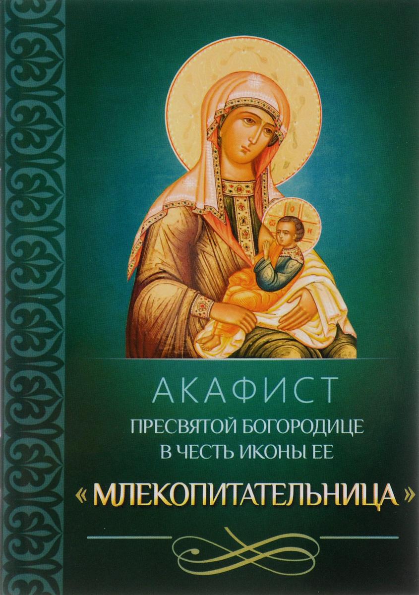 Акафист Пресвятой Богородице в честь иконы Ее Млекопитательница