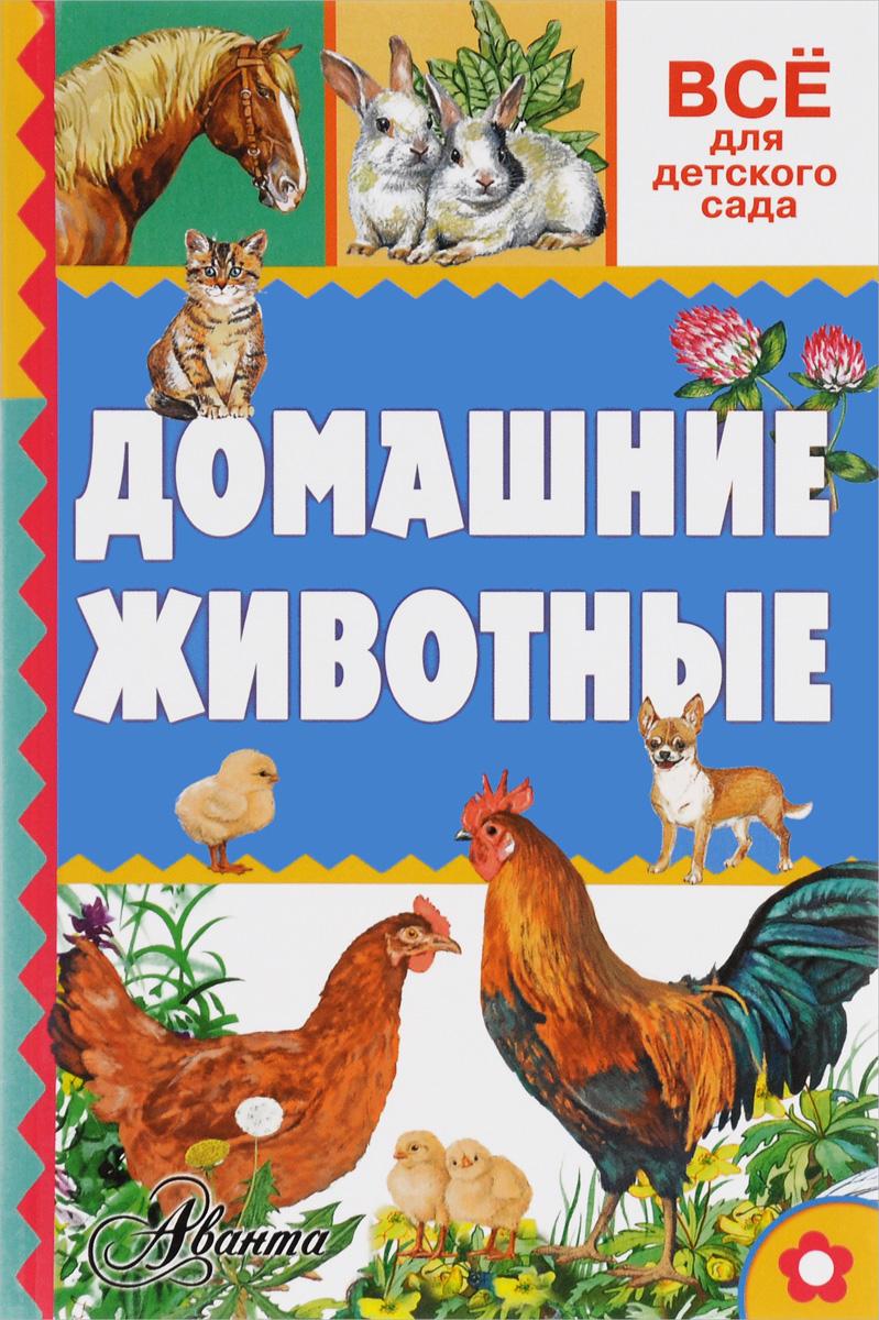 А. Тихонов Домашние животные тихонов а животные в зоопарке