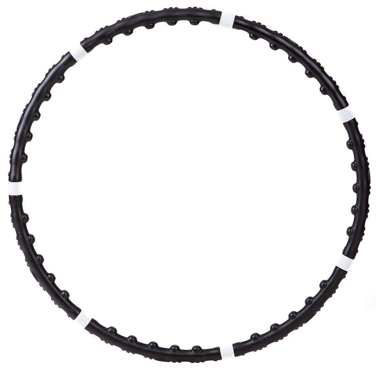 Обруч Bradex, утяжеленный, массажный, с магнитными вставками обруч тренажер bradex премиум