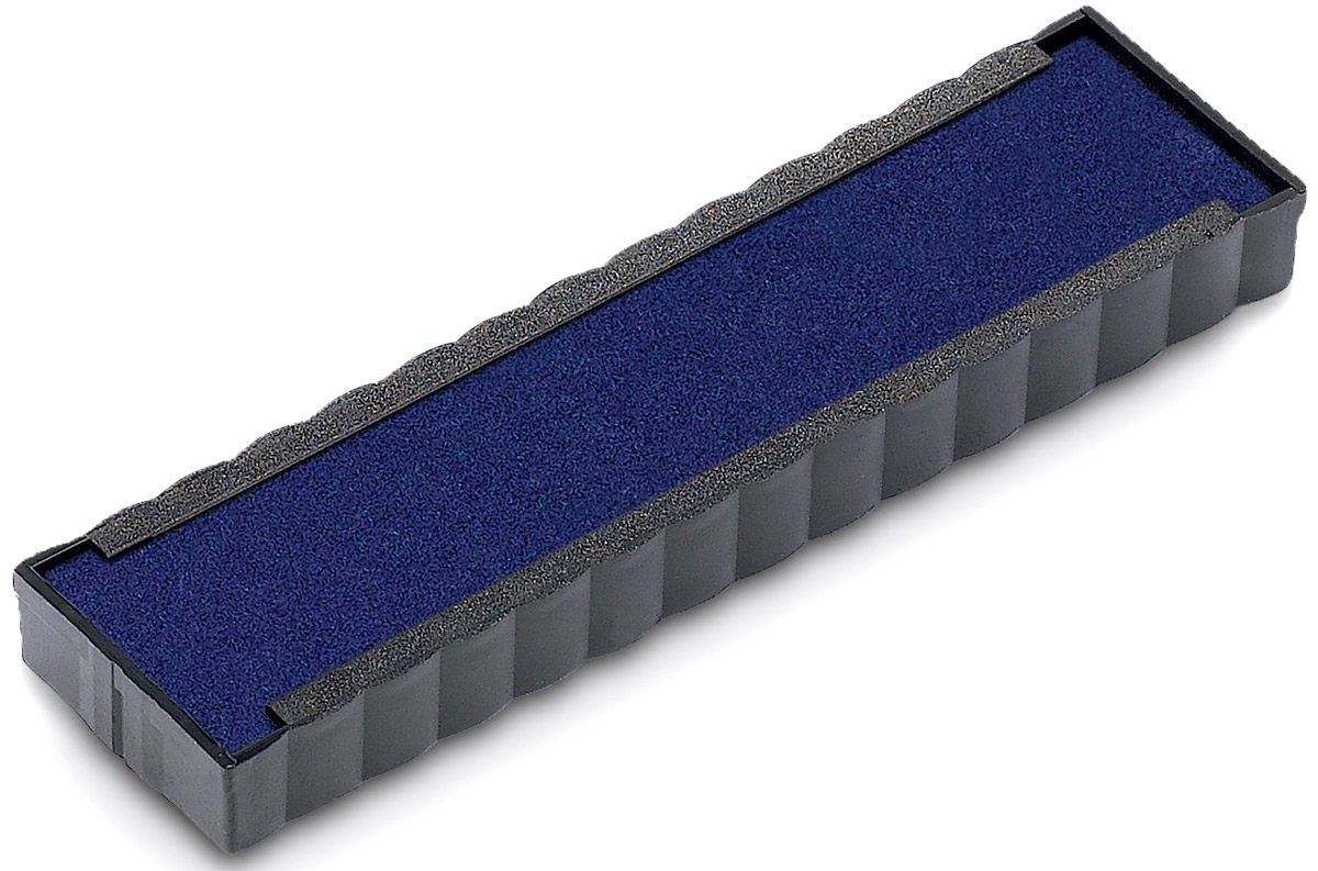 Trodat Сменная штемпельная подушка цвет синий 6/4916С6/4916СОригинальная сменная штемпельная подушка Trodat для серии PRINTY и PROFESSIONAL Line гарантируют высокое качество от первого до последнего оттиска. Четкие оттиски. Ресурс подушки - 10 000 оттисков. Рекомендована замена подушки, а не дозаправка краской. Цвет краски - синий. Подходит к артикулу 4916.