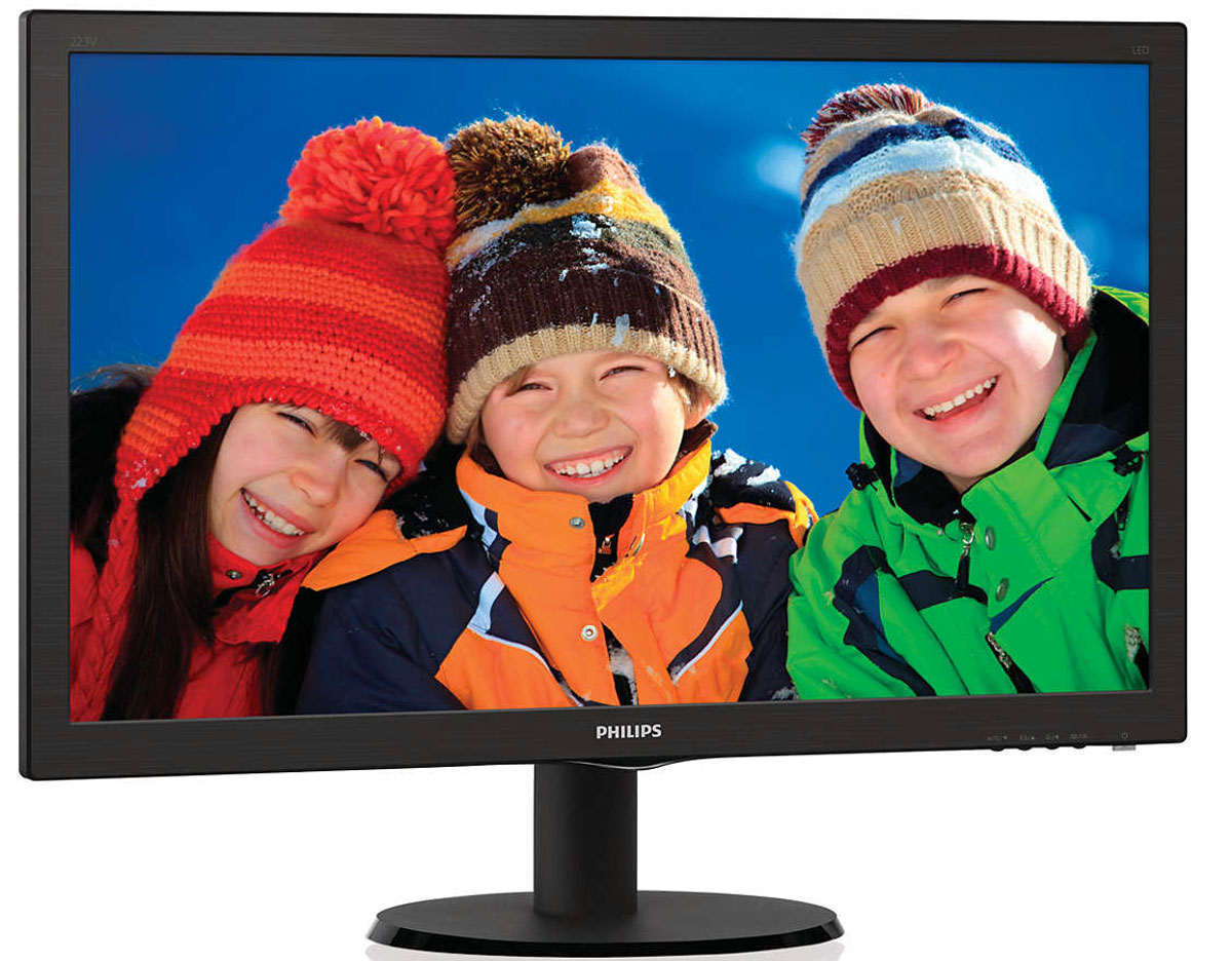 Philips 273V5LHSB (00/01), Blackмонитор Philips