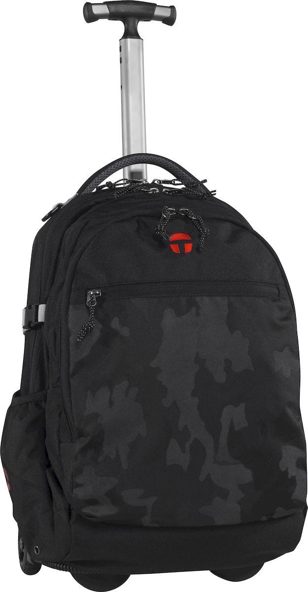 Take It Easy Ранец школьный Barselona Камуфляж цвет черный28045495001