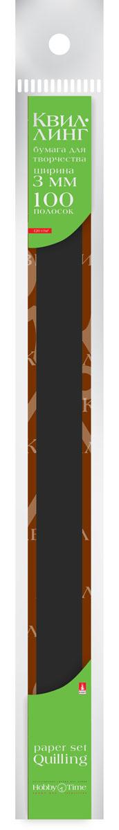 Альт Бумага для квиллинга 3 мм 100 полос цвет черный2-069/10Бумага для квиллинга Альт разработана для создания объемных композиций, украшений для открыток и фоторамок. В набор входят 100 предварительно нарезанных узких полос цветной бумаги. Высокая плотность позволяет готовым спиральным элементам держать форму, не раскручиваясь и не деформируясь. Ширина полосок составляет 3 мм. Тонированная в массе бумага предназначена для скручивания в спирали с последующим приданием нужной формы.Квиллинг (бумагокручение) - техника изготовления плоских или объемных композиций из скрученных в спиральки длинных и узких полосок бумаги. Из бумажных спиралей создаются необычные цветы и красивые витиеватые узоры, которые в дальнейшем можно использовать для украшения открыток, альбомов, подарочных упаковок, рамок для фотографий и даже для создания оригинальных бижутерий. Это простой и очень красивый вид рукоделия, не требующий больших затрат.