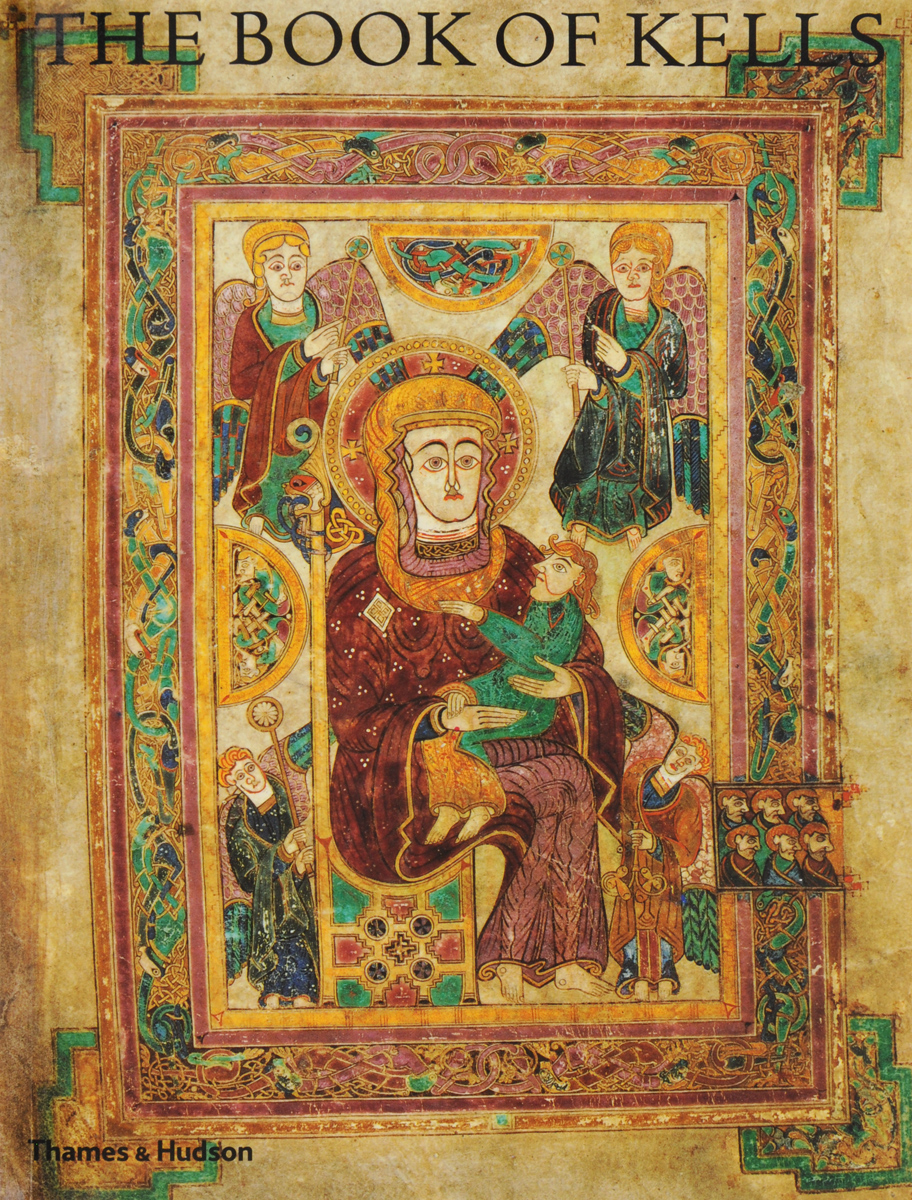 The Book of Kells: An Illustrated Introduction to the Manuscript in Trinity College Dublin day of the holy trinity