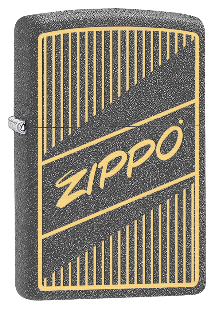 Зажигалка Zippo 211 Vintage, цвет: матовый серый. 29219 romans arzjancevs tajikistan republic nature and fauna of the tajikistan