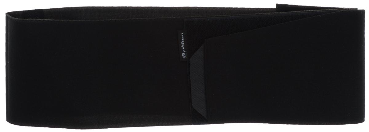 Суппорт спины Phiten Waist Belt. Soft Type Single. Размер М (70-100 см)