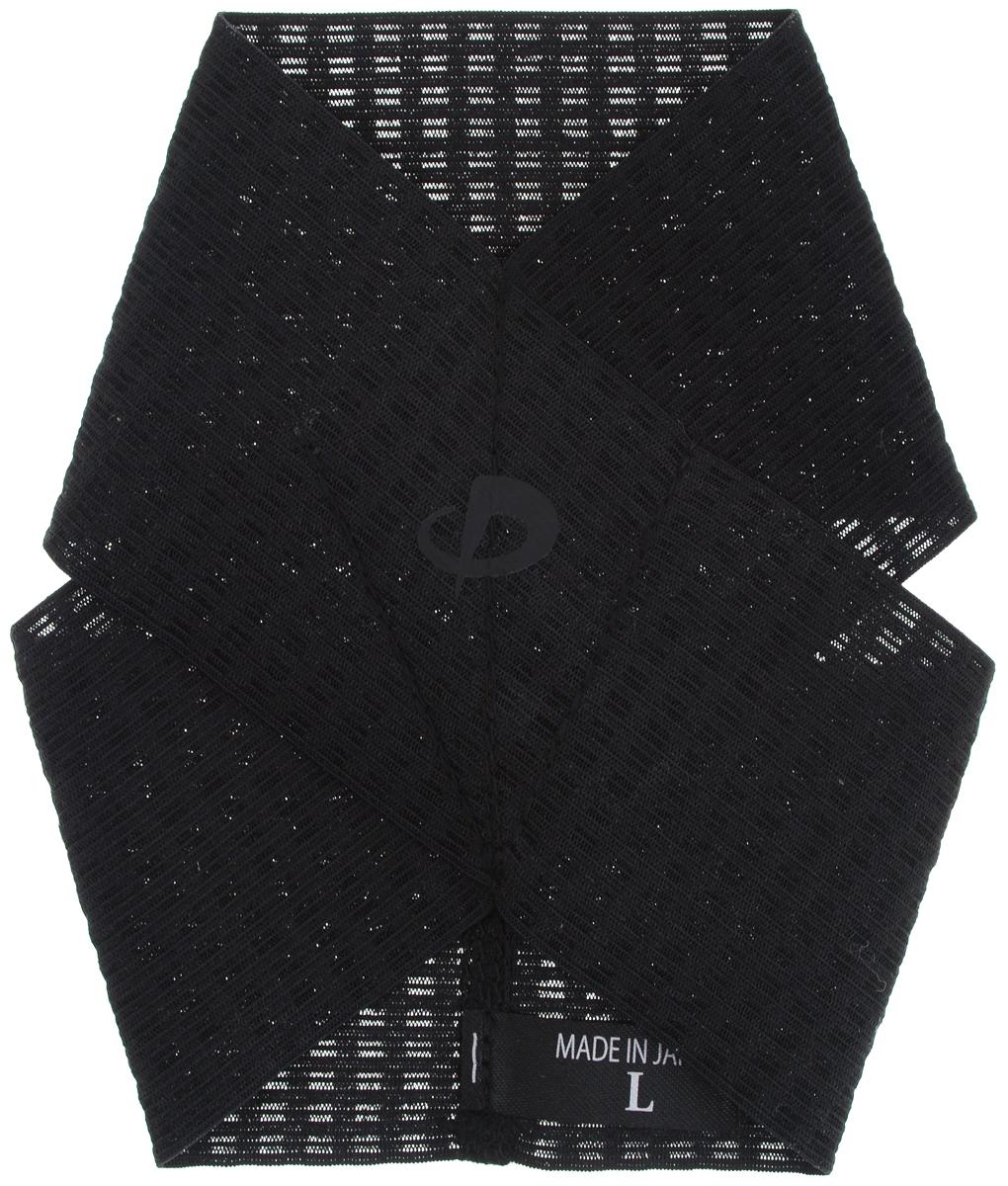 Суппорт голеностопа Phiten Ankle. Soft Type. Размер L (22-30 см)