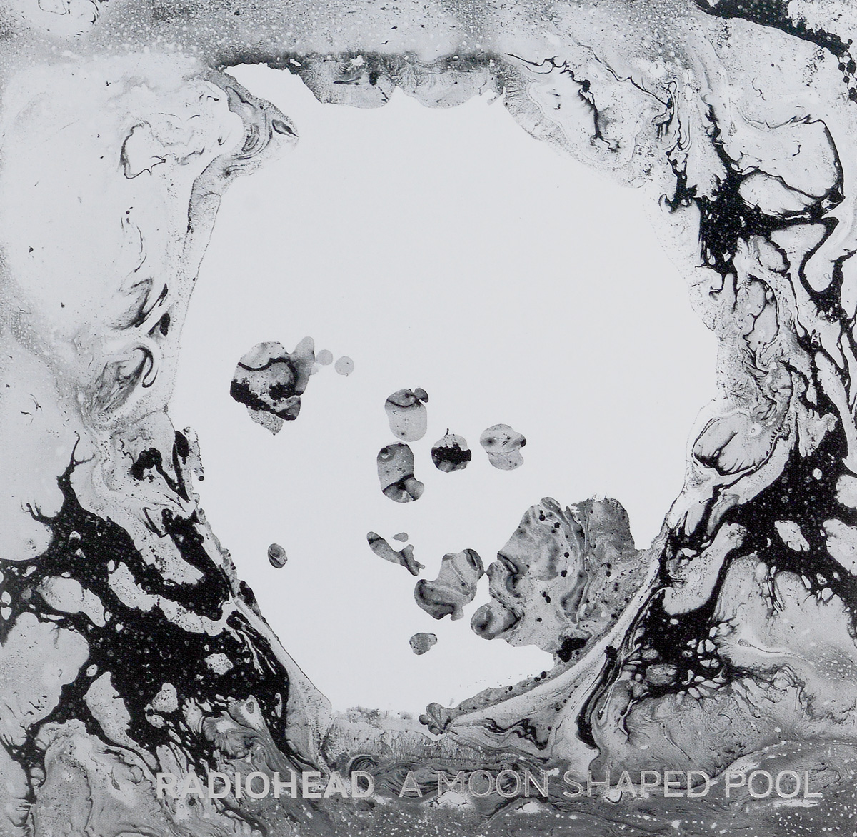 Radiohead. A Moon Shaped Pool