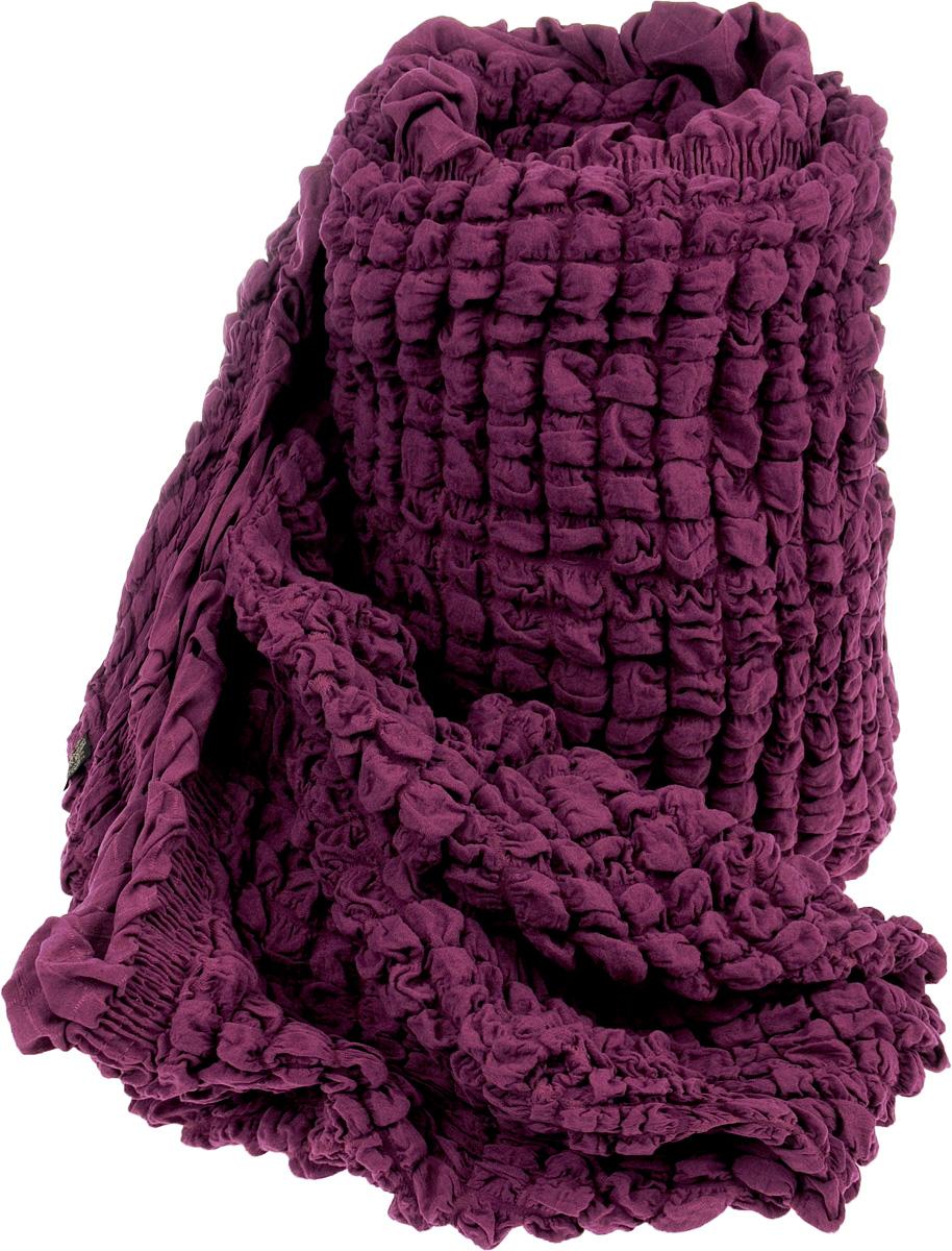 Чехол на трехместный диван Arya Burumcuk, цвет: фиолетовый купить современный диван в спб