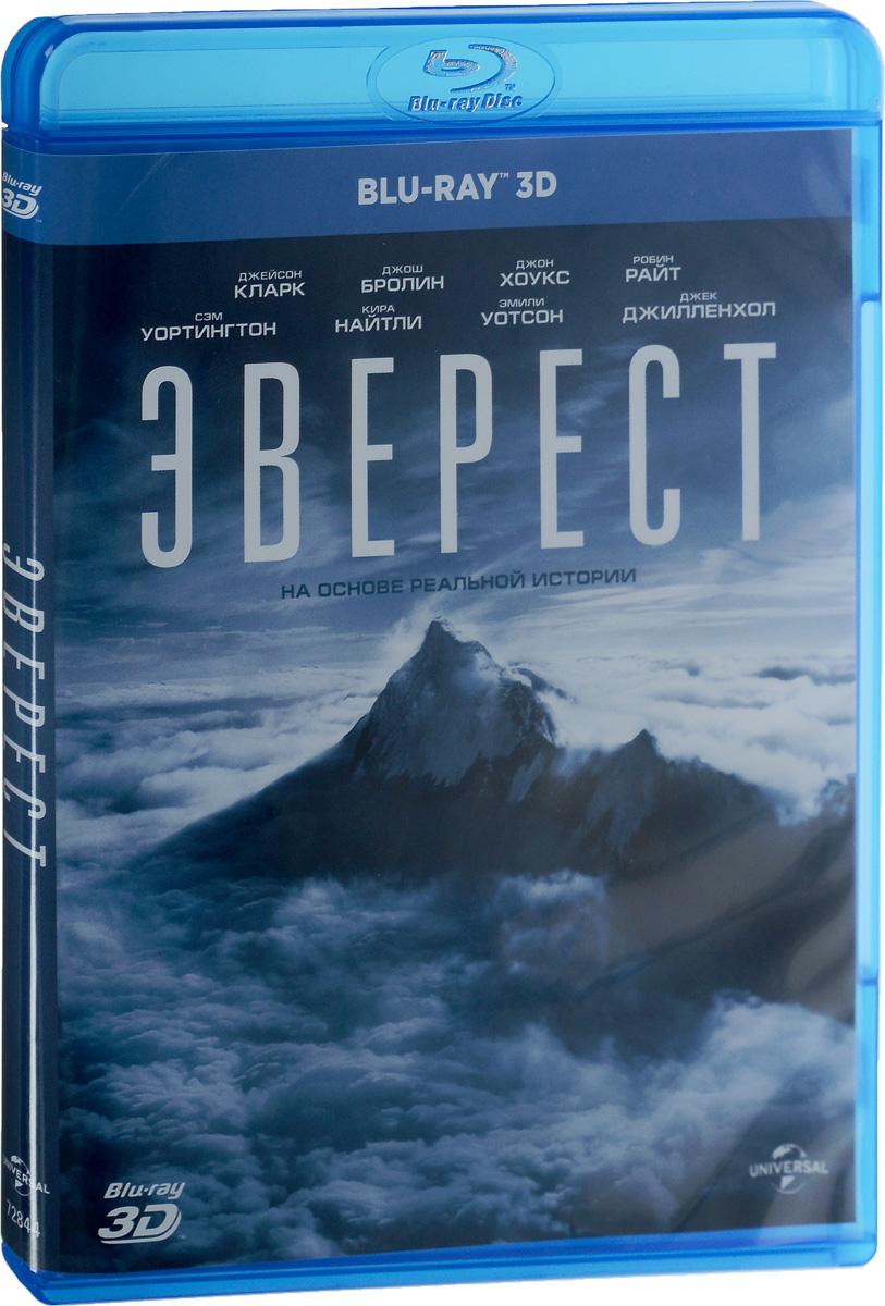 Эверест 3D (Blu-ray)