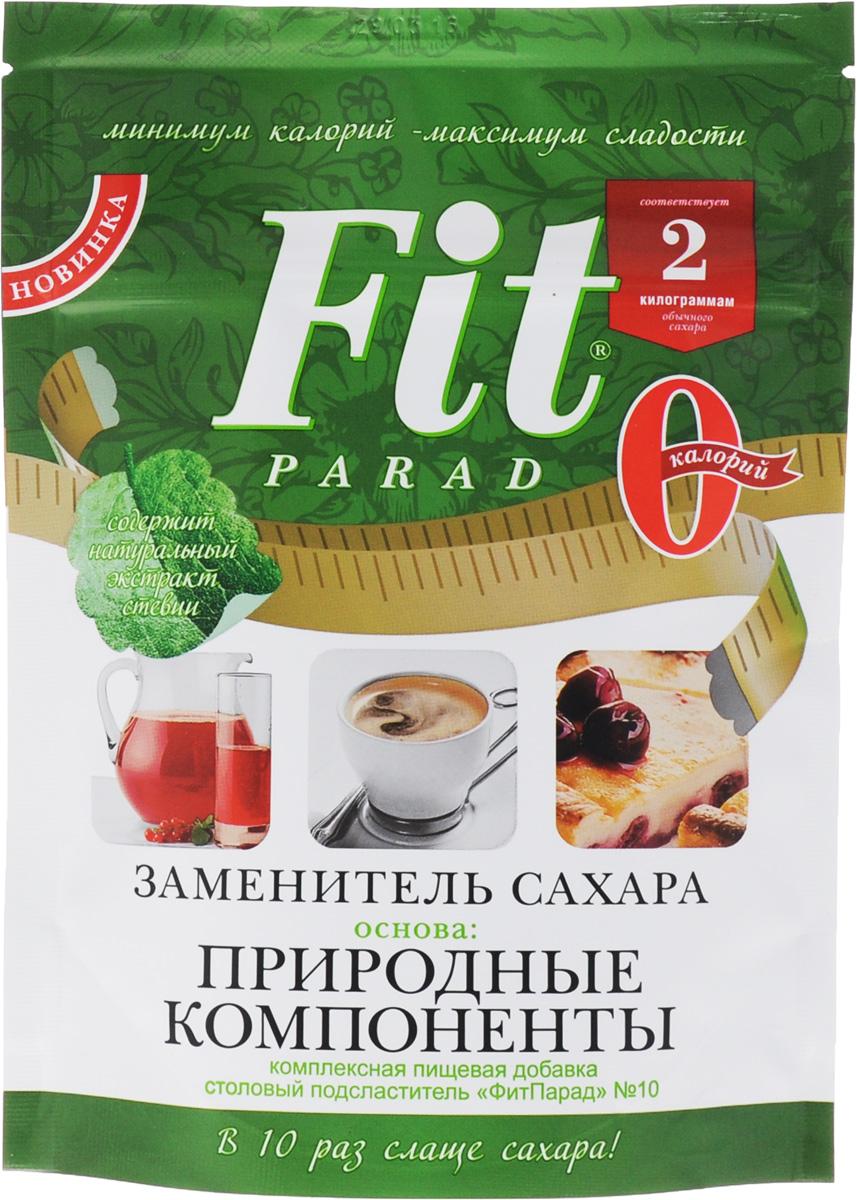 ФитПарад №10 заменитель сахара на основе эритрита, 200 г фитпарад 10 заменитель сахара на основе эритрита 200 г