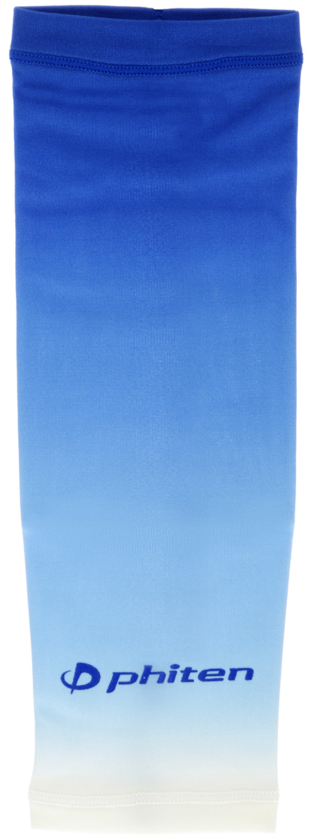 Рукав силовой Phiten X30, цвет: синий. Размер S (19-25 см). SL528103SL528103Силовой рукав Phiten X30, выполненный из 85% полиэстераи 15% полиуретана, идеально подходит для поддержки иувеличения силы мышц (плеча/предплечия) спортсменов. Рукав снимает мышечное напряжение, повышаетвыносливость и силу мышц. Он мягко фиксирует суставы, нопри этом абсолютно не стесняет движения. Пропитка Aqua Titan с фактором X30 увеличиваетэластичность мышц и связок, а также хорошо поглощает ииспарять пот, что позволяет продлить ощущение комфортапри тренировках. Изделие специально разработано таким образом, чтобысоответствовать форме руки и обеспечить плотноеприлегание, а благодаря инновационным материалам, рукавдействительно поможет вам в процессе тяжелой тренировкиили любой серьезной нагрузки. Силовой рукав Phiten X30 способствует: - улучшению циркуляции крови в организме; - разгрузке поврежденного сустава;- уменьшению усталости; - снятию излишнего напряжения и скорейшемувосстановлению сил; - обеспечивает компрессионный эффект.