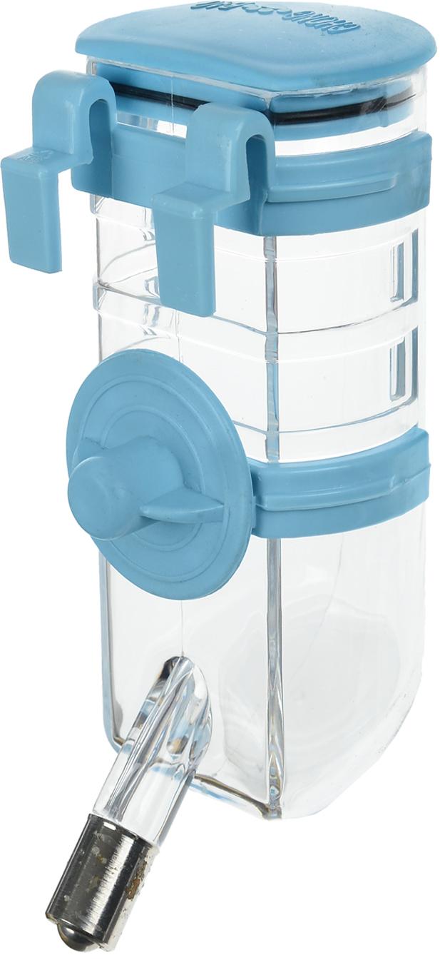 Поилка автоматическая для грызунов  Сhongboshi , на клетку, 500 мл - Аксессуары для кормления
