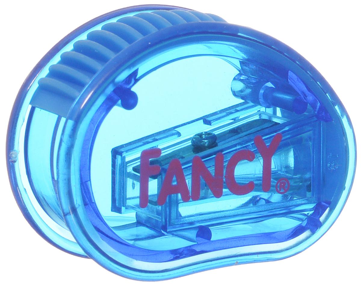 Action! Точилка Рикки-Тикки цвет синийFSH350_синийТочилка Action! Рикки-Тикки предназначена для заточки чернографитных и цветных карандашей.Точилка, изготовленная из пластика, имеет одно отверстие и небольшой контейнер. Полупрозрачный контейнер синего цвета для сбора стружки позволяет визуально контролировать уровень заполнения и вовремя производить очистку.