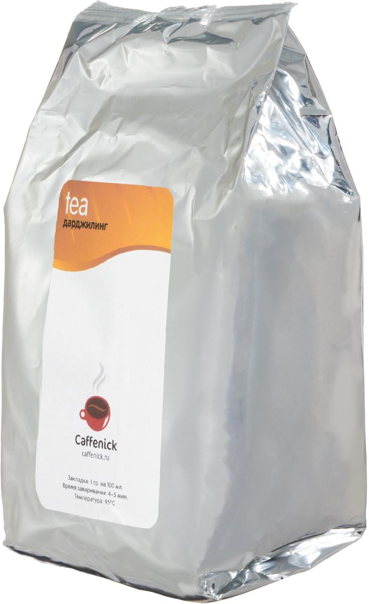 Caffenick Дарджилинг черный листовой чай, 500 г4610001573241Индийский черный чай из провинции Дарджилинг. Знаменитый чай с мягким, нежно-цветочным ароматом.