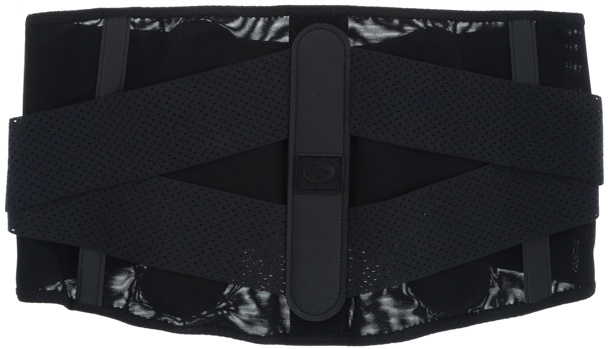 "Суппорт спины Phiten ""Waist Belt. Middle Type"". Размер S (65-85 см)"