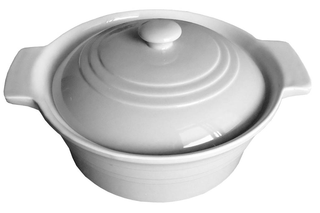 Форма для запекания Calve, керамическая, круглая, 1,7 л форма для запекания calve круглая 550 мл