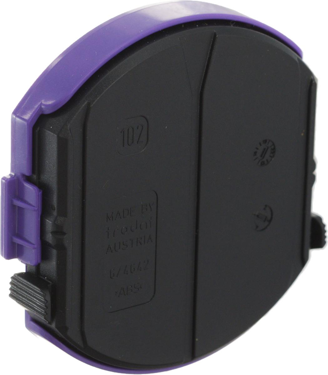 TrodatСменная штемпельная подушка цвет фиолетовый Trodat