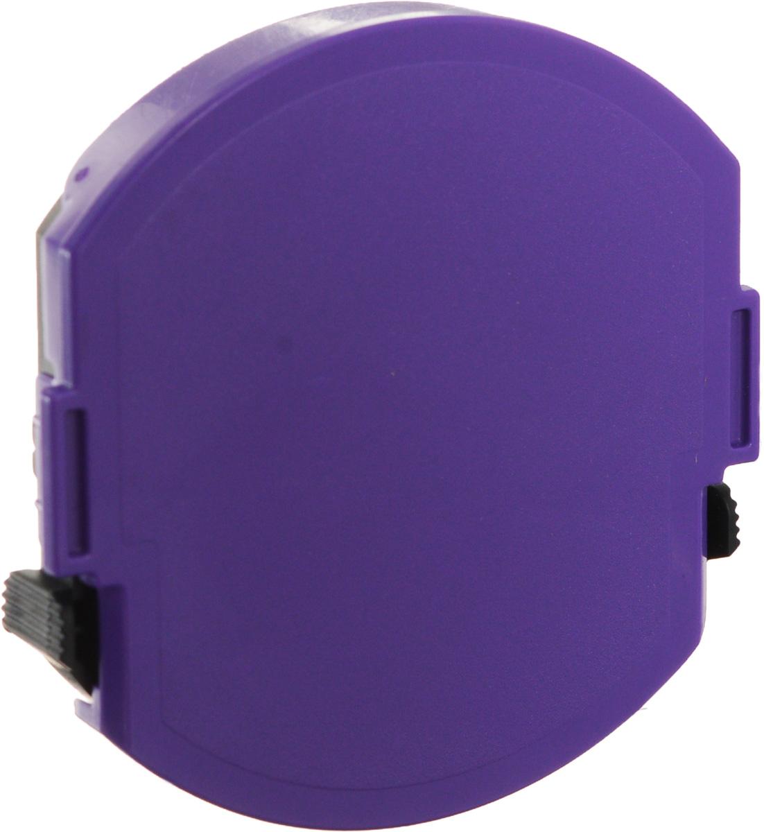 Trodat Сменная штемпельная подушка цвет фиолетовый6/4642ФОригинальная сменная штемпельная подушка Trodat для серии PRINTY и PROFESSIONAL Line гарантируют высокое качество от первого до последнего оттиска. Четкие оттиски. Ресурс подушки - 10 000 оттисков. Рекомендована замена подушки, а не дозаправка краской. Цвет краски - фиолетовый.