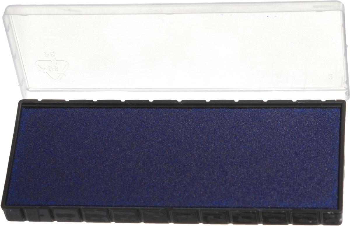 ColopСменная штемпельная подушка E/45 цвет синий Colop