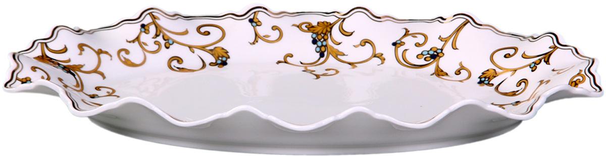 Блюдо Patricia Восток, диаметр 30 см емкости неполимерные patricia банка 17 см шт