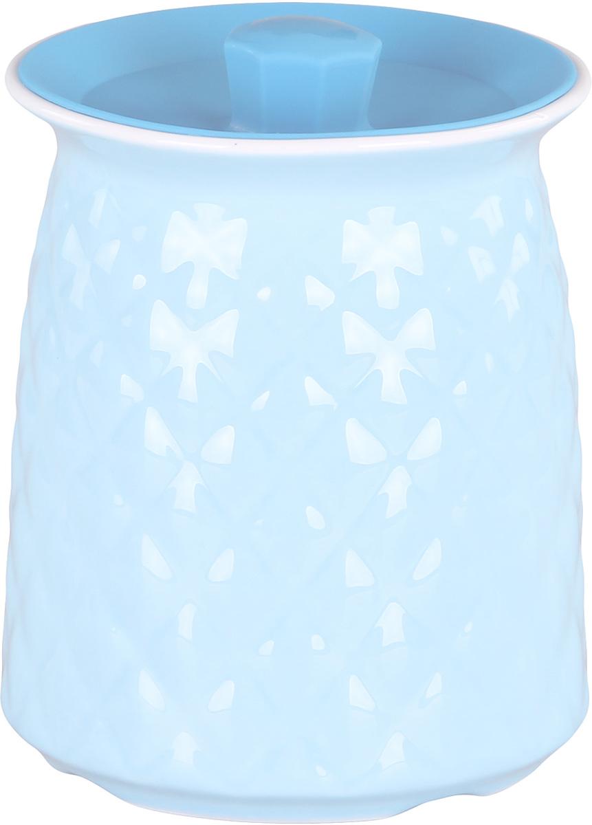 Банка для сыпучих продуктов Patricia. IM99-5247IM99-5247Банкадля сыпучих продуктов Patricia выполнена из керамики высокого качества. В ней можно хранить как соль или сахар, так и различные крупы.