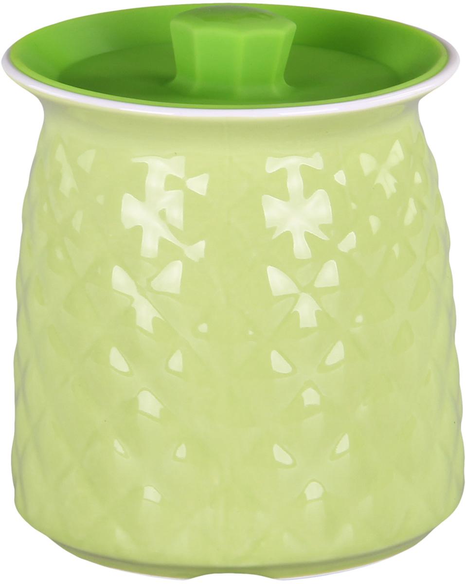 Банка для сыпучих продуктов Patricia. IM99-5253IM99-5253Банкадля сыпучих продуктов Patricia выполнена из керамики высокого качества. В ней можно хранить как соль или сахар, так и различные крупы.