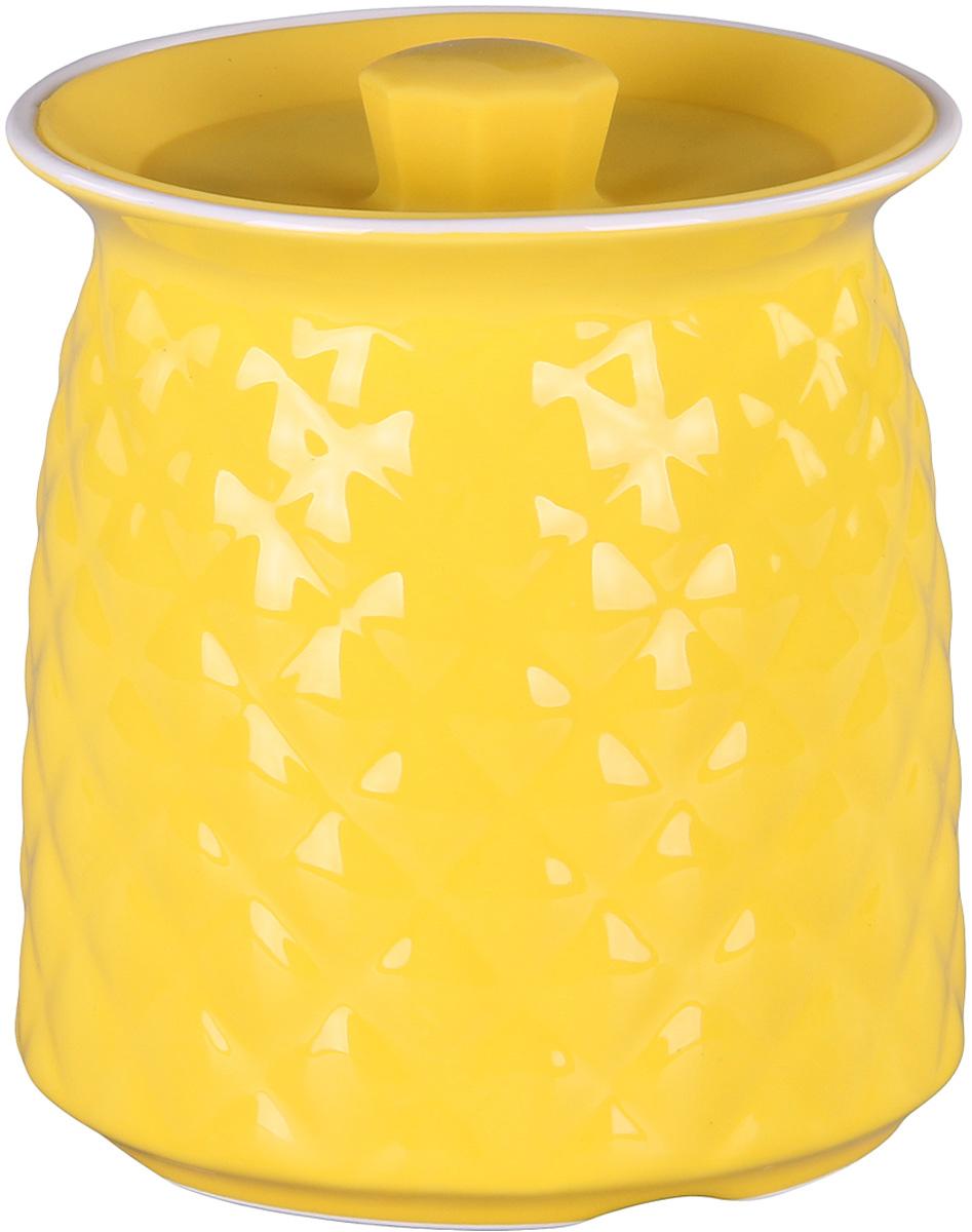 Банка для сыпучих продуктов Patricia. IM99-5254IM99-5254Банкадля сыпучих продуктов Patricia выполнена из керамики высокого качества. В ней можно хранить как соль или сахар, так и различные крупы.