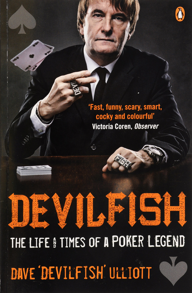 Devilfish: The Life And Times of A Poker Legend a dream of red mansions series poker card
